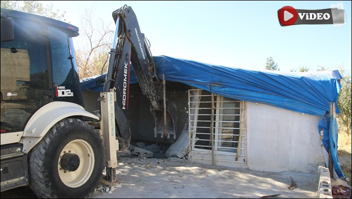 Haliliye'de Kaçak Yapılara Göz Açtırılmıyor