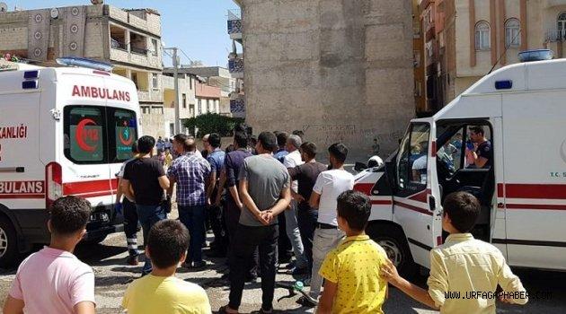 Haliliye'de Taşlı Sopalı Kavga: Gözaltılar Var…