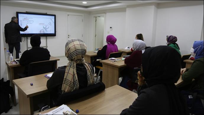 Haliliye'de YKS Hazırlık Kursları Devam Ediyor-(VİDEO)