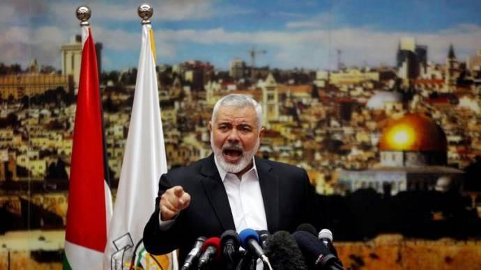 Hamas'tan intifada çağrısı!