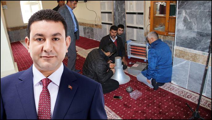 Harran Belediyesi Bozuk Hoparlörleri Onarıma Başladı