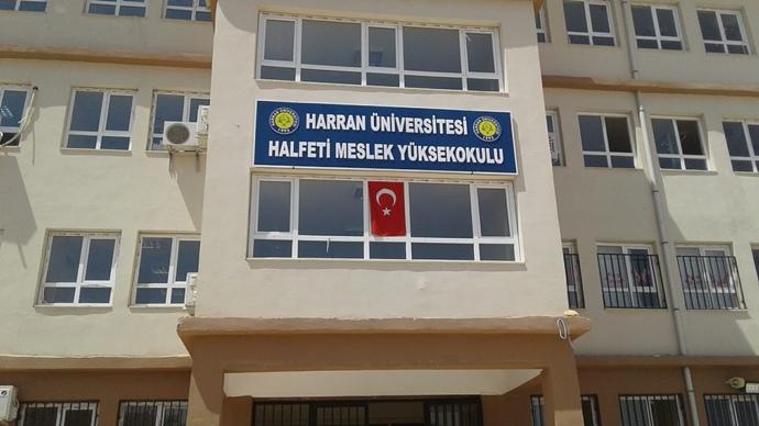 Harran Üniversitesi Halfeti Meslek Yüksekokulu Hizmete Açıldı