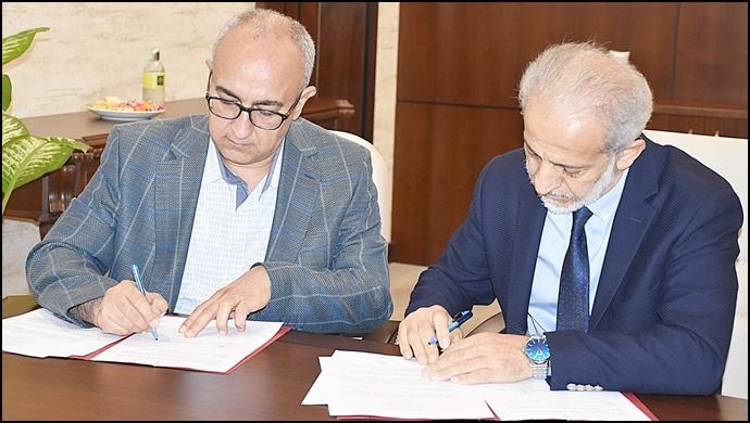 Harran Üniversitesi ile Gençlik ve Spor İl Müdürlüğü arasında işbirliği