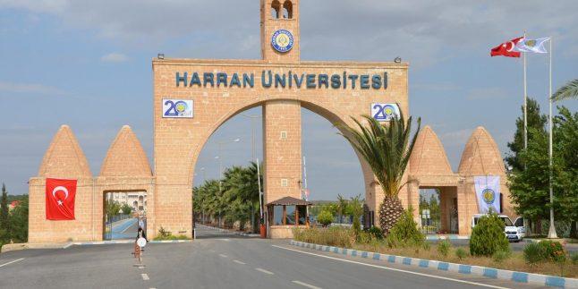 Harran Üniversitesi Rektörlüğü'nden iddialara yönelik açıklama
