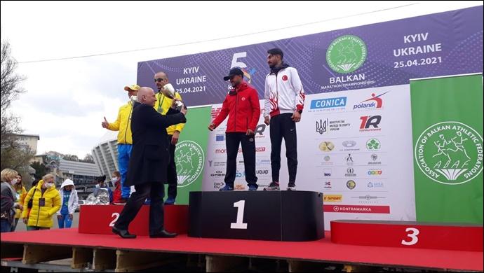 Harran Üniversitesi Öğrencisi, Balkan Şampiyonu Oldu
