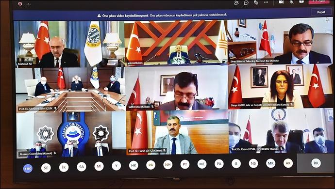 Harran Üniversitesi, Türkiye İkincisi Oldu