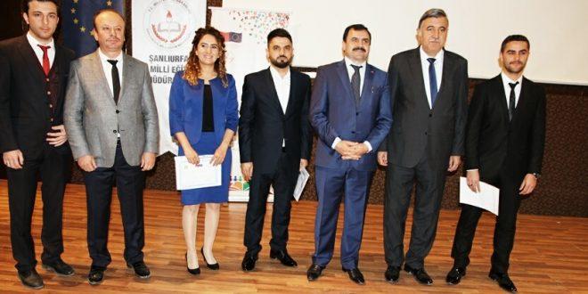 Harran Üniversitesi'nde Yabancı Dil Sertifika Töreni