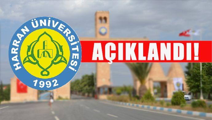 Harran Üniversitesine En İyi Ödül