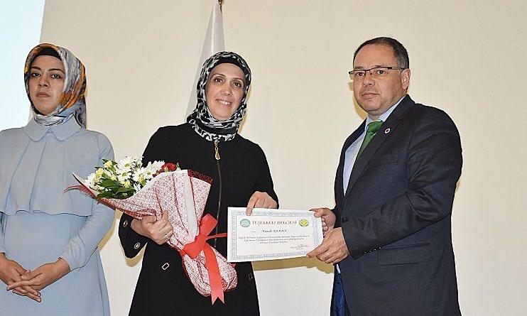 Harran Üniversitesi'nde Hemşirelik Haftası Kutlamaları