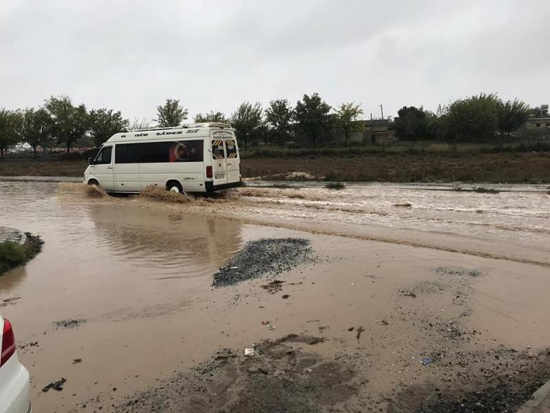 """""""Harran'a Yapılan Hizmetlerin Bir Yağmurluk Canı Varmış"""""""
