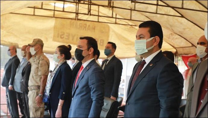 Harran'da 29 Ekim Coşkusu