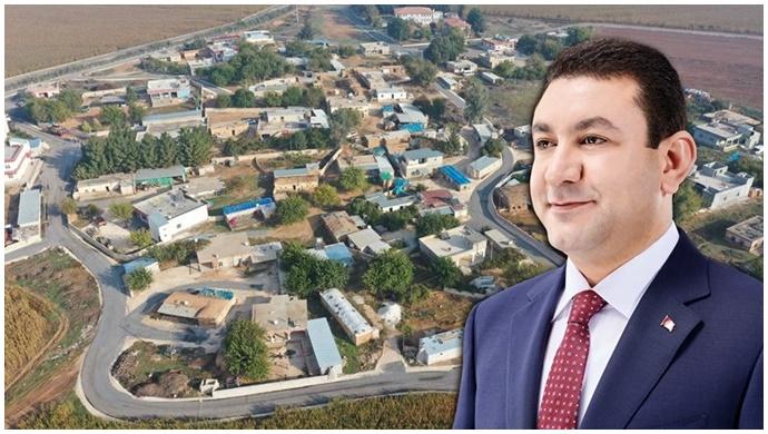 Harran'da Başkan Özyavuz hizmet atağını sürdürüyor