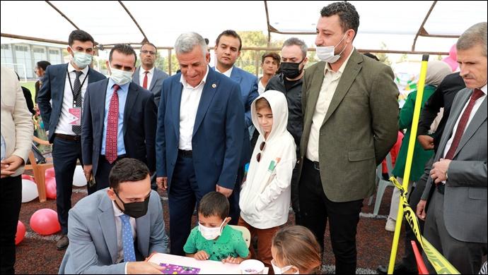 Harran'da Bilim Küllerinden Doğuyor-(VİDEO)