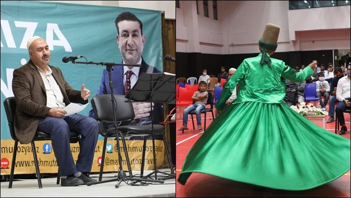 Harran'da Düzenlenen Mevlid-İ Nebi Programına Yoğun İlgi-(VİDEO)