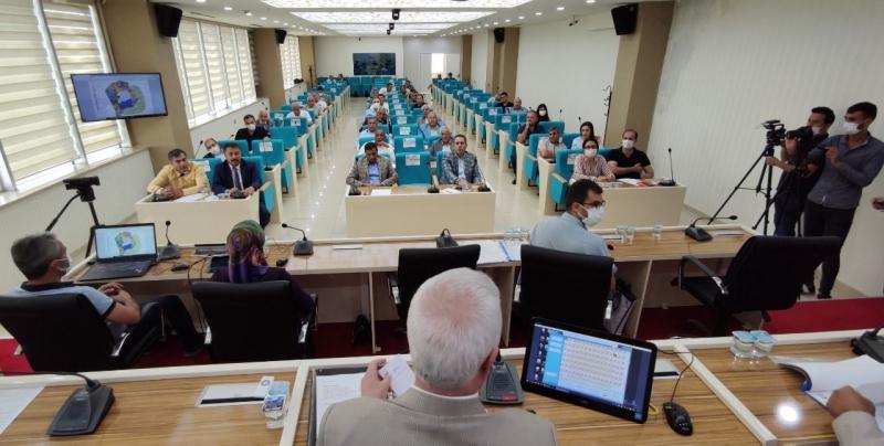 Harran'daki İmar Değişikliği Büyükşehir Meclisinde Kabul Edildi-(VİDEO)