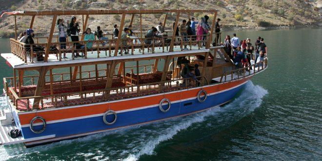 Harranlı Öğrencilerin Tekne Turu