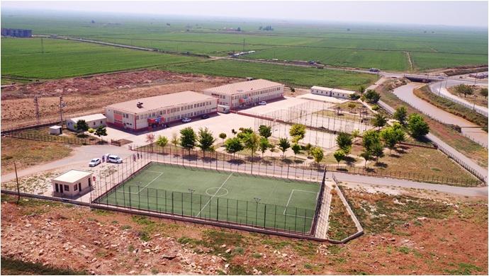 Harran'da  Büyükşehir Çalışmaları