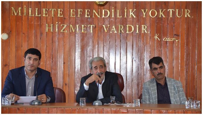 Ağustos Ayı Meclis Toplantısı Tamamlandı