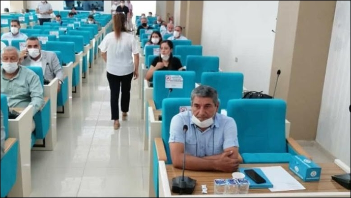 HDP Büyükşehir meclis üyesi Kaplan serbest bırakıldı