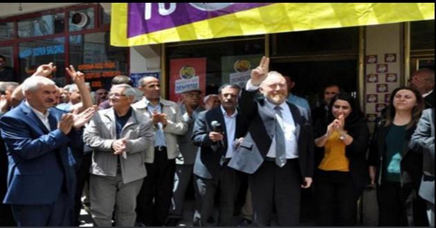 HDP Eş Genel Başkanı Temelli yarın Van'da