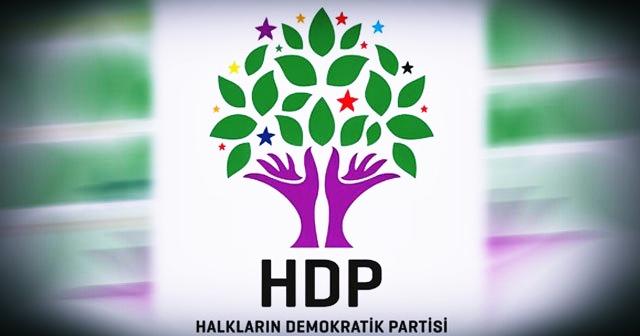 HDP Haliliye İlçe Başkanı beli oldu