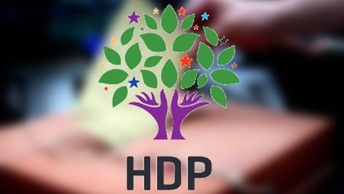 HDP Haliliye İlçe Yönetimi Belirlendi…
