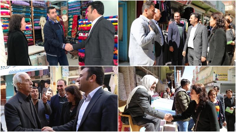 HDP : Şanlıurfa'da Oylarımıza Sahip Çıkacak ve Kazanacağız