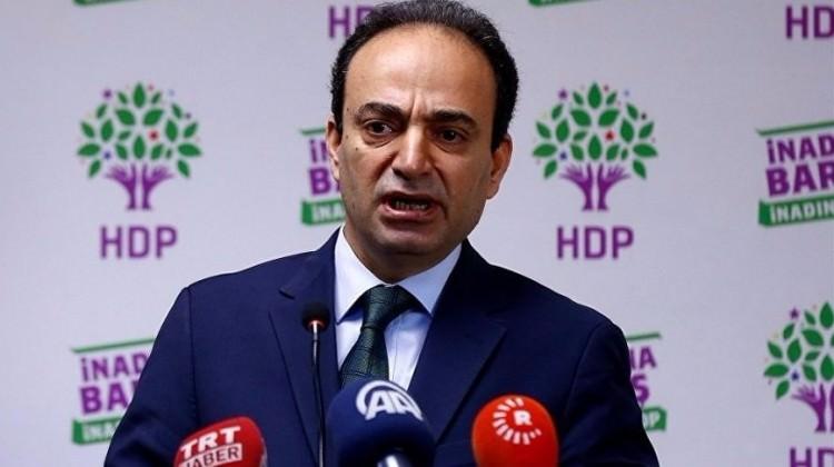 HDP'lı Baydemir:Hakkında Yakalama Kararı