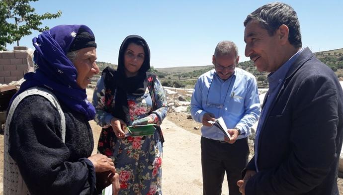 HDP'nin Seçim Çalışmalarına Halktan Yoğun İlgi