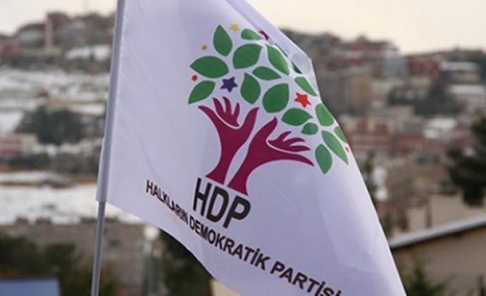 HDP'nin yeni sözcüsü Saruhan Oluç oldu