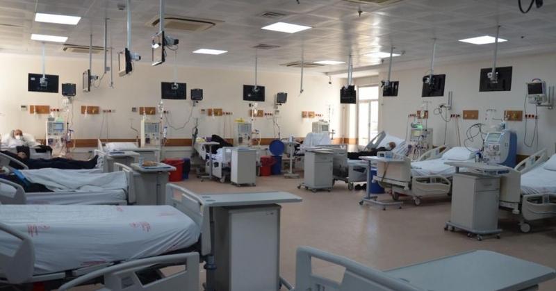 Hemodiyaliz Hastalarına Müjde ! Ek binada hizmet verilmeye başlandı