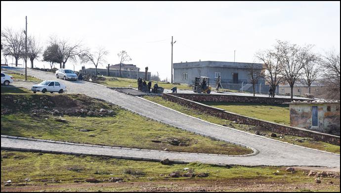 Hilvan Belediyesi ile yollar daha güvenli