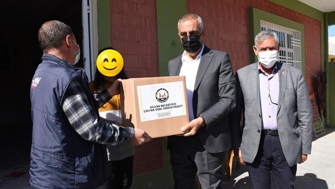 Hilvan Belediyesi'nden Çölyak Hastalarına Destek