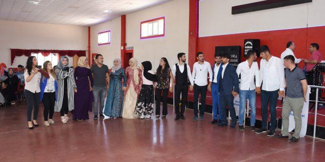 Hilvan Bilgi Evi Öğrencileri Sınav Öncesinde Stres Attı