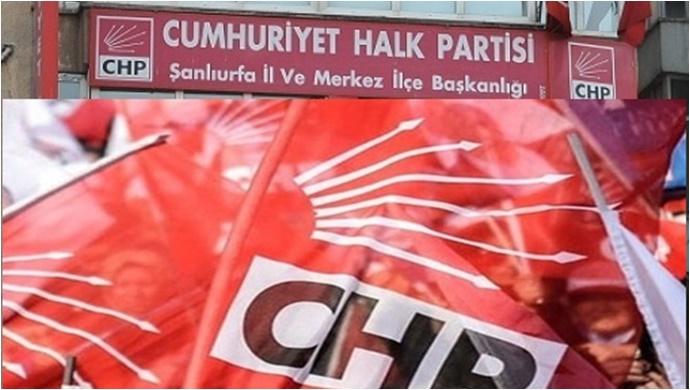 Hilvan CHP İlçe Teşkilatında İstifa Depremi …
