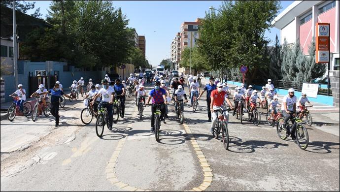 Hilvan'da Avrupa Hareketlilik Haftası Etkinliği Düzenlendi