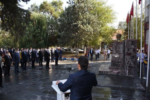 Hilvan'da Cumhuriyet Bayramının 97. Yıl Dönümü kutlandı-(VİDEO)