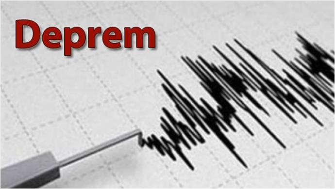 Hilvan'da hafif şiddetli deprem meydana geldi