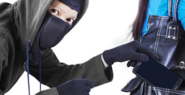 Hırsızların hedefinde bu sefer Suriyeli bayan vardı