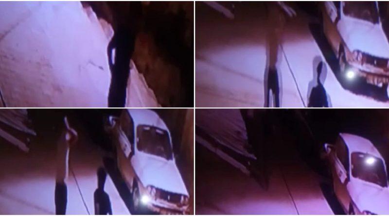 Hırsızlık anı kameraya yansıdı … Eyyübiyeliler güvenlik tedbirlerinin artırılmasını istiyor (VİDEO)