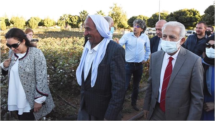 HRÜ Tarafından, Güneydoğu Anadolu Bölge Çiftçisini Rahatlatacak Proje Hayata Geçirildi-(VİDEO)