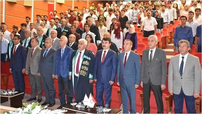 HRÜ Ziraat Fakültesi Eğitim-Öğretim Yılı Açılışı Yapıldı