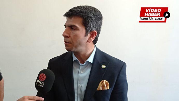 HÜDA-PAR İl Başkanı Özaslan: Adalet ilkesi çerçevesinde yepyeni bir anayasa oluşturalım