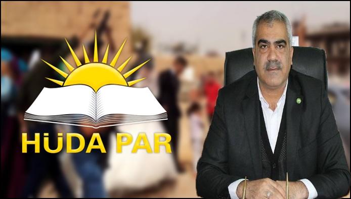 Hüda Par'dan 'Silah Patlatmayın' Çağrısı