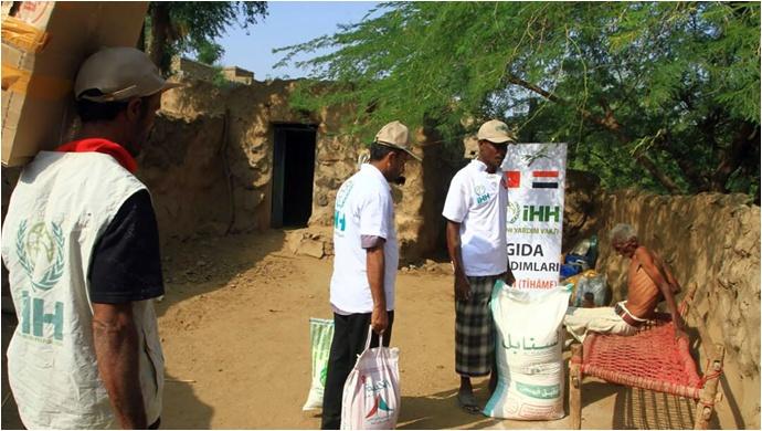 İHH'dan Yemen'e Yardım Seferberliği