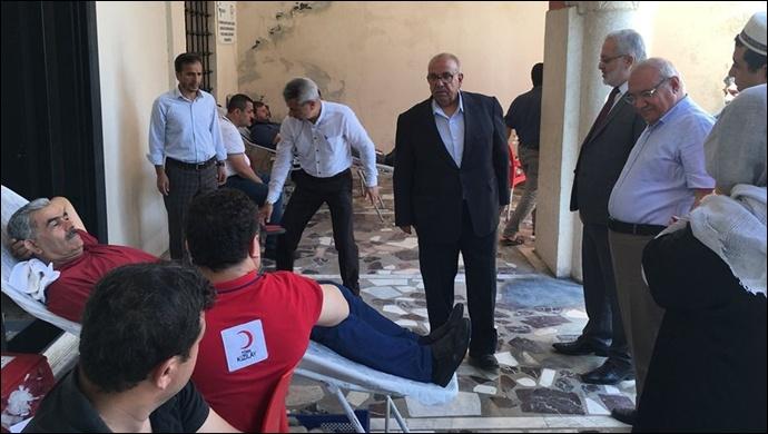 İl Müftülüğünden 'Kan Bağışı' kampanyası