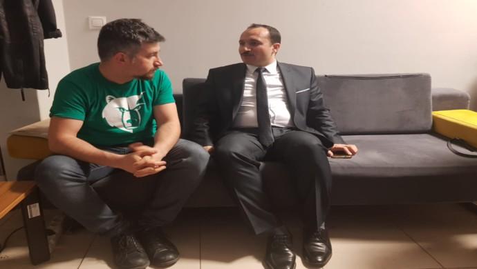 İl Sağlık Müdürü Erkuş, Doktora Saldırıyı Kınadı