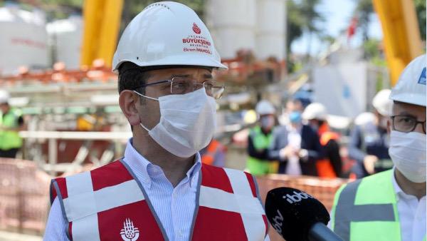 """İmamoğlu'ndan Üsküdar müjdesi: Meydan, denizle buluşmaktan kurtulacak"""""""