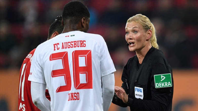İRAN - Kadın hakemin yönettiği maç yayından kaldırıldı