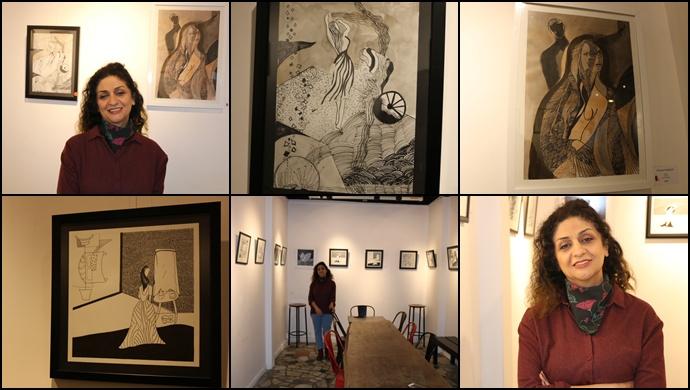 İranlı kadın ressamlardan sergi